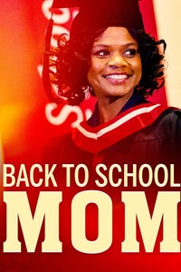 Back to School Mom as Lawrence Riley