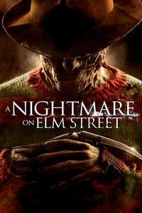 A Nightmare on Elm Street as Freddy Krueger