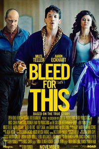 Bleed for This as Louise Pazienza