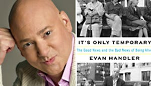 Evan Handler on His New Book and Charlie's Woes on Californication