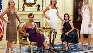 The Real Housewives of D.C. Confirms White House Party Crasher Casting