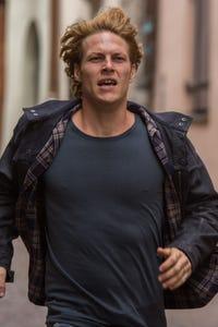 Luke Bracey as Riley