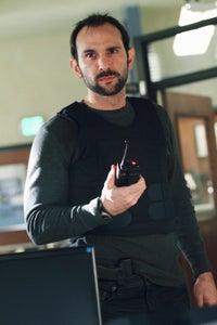 Andrew Rothenberg as Teddy Morgan