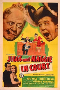 Jiggs and Maggie in Court