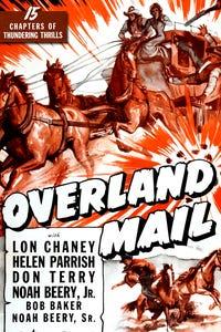Overland Mail as Jim Lane