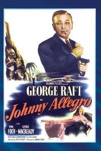 Johnny Allegro as Johnny Allegro