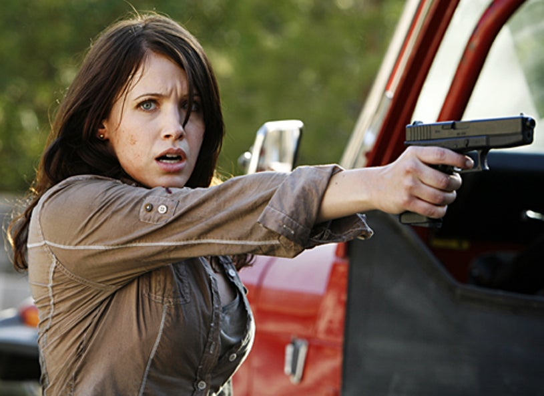 Meteor - Marla Sokoloff as Imogene