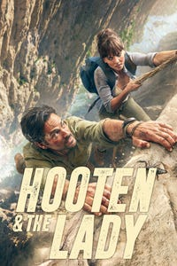 Hooten and the Lady as Lady Lindo-Parker