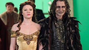 Once Upon a Time: Lost's Emilie de Ravin Attempts to Tame the Beast