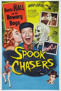 Spook Chasers as Dr. Moss