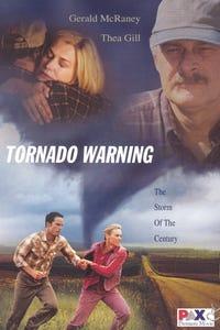 Tornado Warning as Gail Curtis