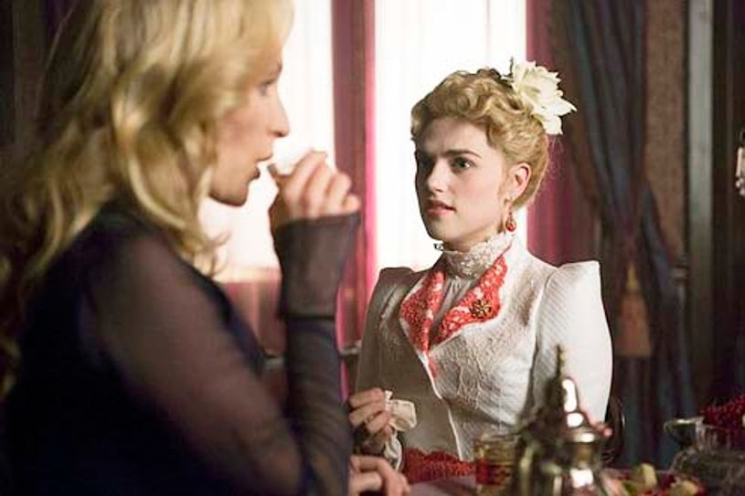 """Dracula - Season 1 - """"Of Monsters and Men"""" - Victoria Smurfit and Katie McGrath"""