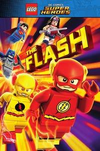 Lego DC Comics Super Heroes: The Flash as Zatanna