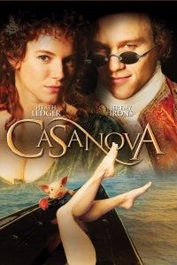 Casanova as Casanova