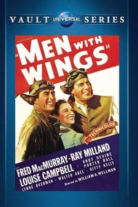 Men with Wings as Peggy Ranson