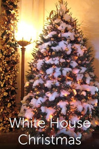 White House Christmas 2004
