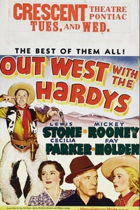 Out West With the Hardys as Bill Northcote