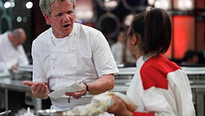 Ratings: Hell's Kitchen Serves the Most