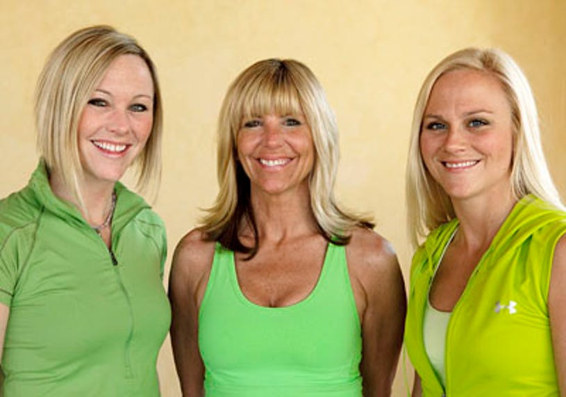Expedition Impossible - Season 1 - Ruthie Vanderbeck, Ellie Vanderbeck and Abbie Vanderbeck