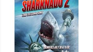 Syfy Announces New Sharknado 2 Premiere Date