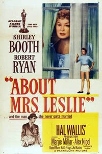 About Mrs. Leslie as Mrs. McKay