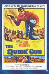 The Quick Gun as Clint Cooper