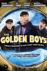 The Golden Boys as Captain Zeb
