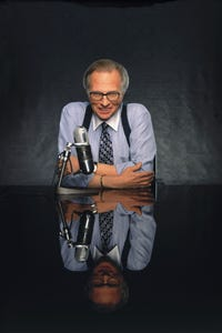 Larry King as Himself