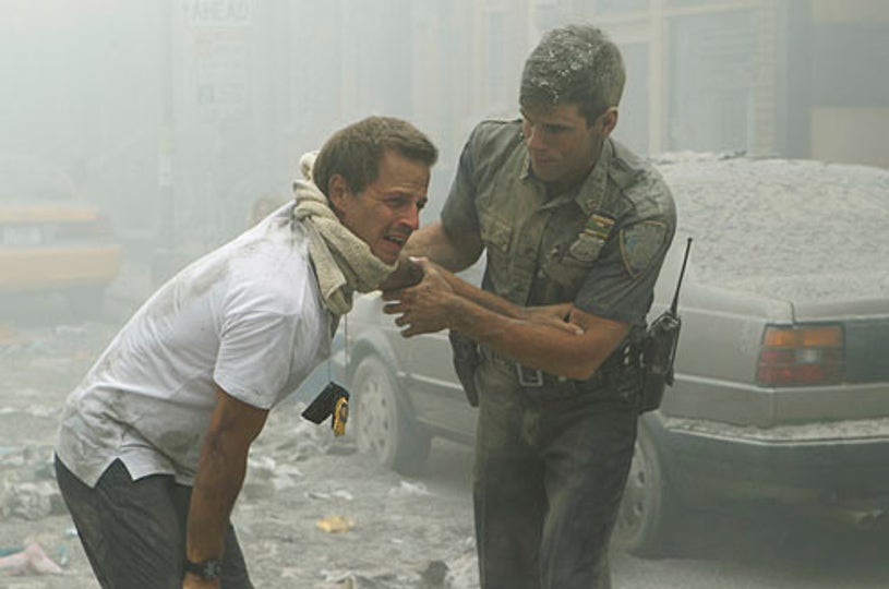 "CSI: NY - Season 8 - ""Indelible"" - Carmine Giovinazzo as Det. Danny Messer, and Eddie Cahill as Det. Don Flack"