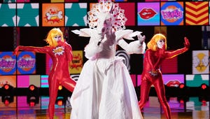 The Masked Singer Reveals Hollywood Royalty Under the Unicorn Head