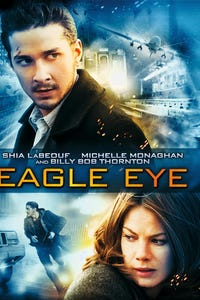 Eagle Eye as Admiral Thompson