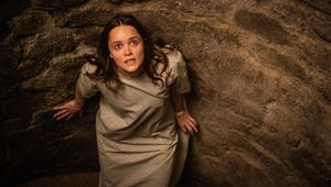 Clarice's Rebecca Breeds Recounts the 'Claustrophobic' Shoot in Buffalo Bill's Pit