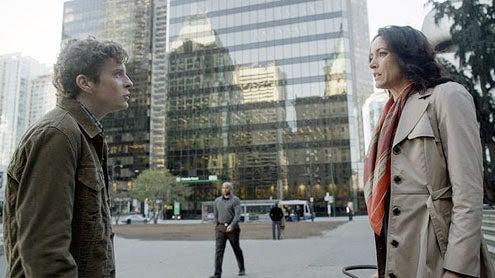 "Continuum - Season 2 - ""Second Opinion"" - Erik Knudsen and Janet Kidder"