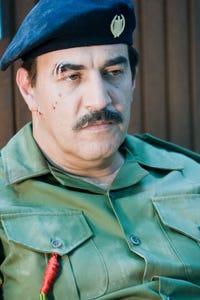 Igal Naor as Mahmoud Hamshari