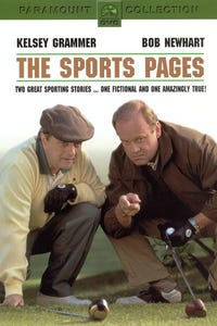 The Sports Pages as The Host
