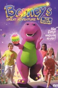 Barney's Great Adventure as Grandpa