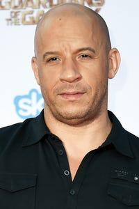 Vin Diesel as Dominic Toretto