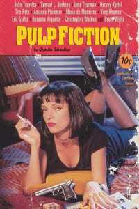 Pulp Fiction as Surly Buddy Holly Waiter
