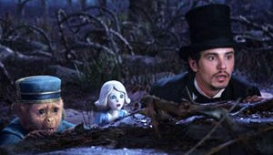Box Office: Oz Continues to Dominate