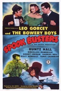 Spook Busters as Brown