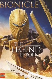 Bionicle: The Legend Reborn as Berix