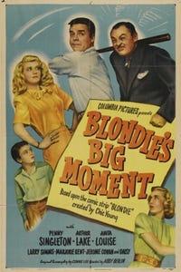 Blondie's Big Moment as Mr. Greenleaf