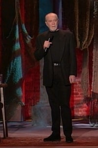 George Carlin as The Wizard