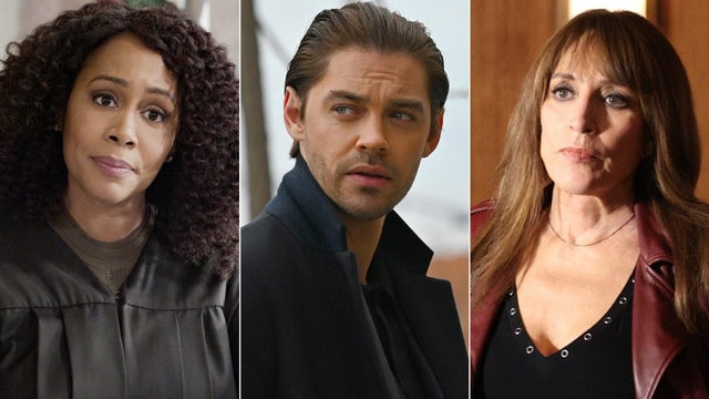 Canceled broadcast shows: All Rise, Prodigal Son, Rebel