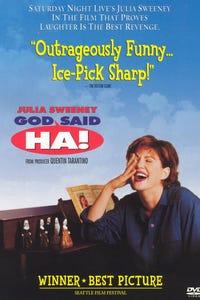 God Said 'Ha!' as Himself