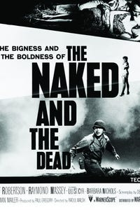 The Naked and the Dead as Martinez