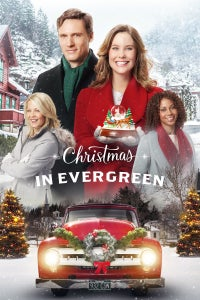 Christmas in Evergreen as Dr. Allie Shaw