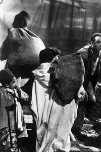 Marcel Dalio as Croupier