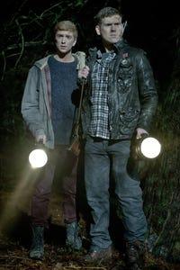 Luke Newberry as Steve Thomas
