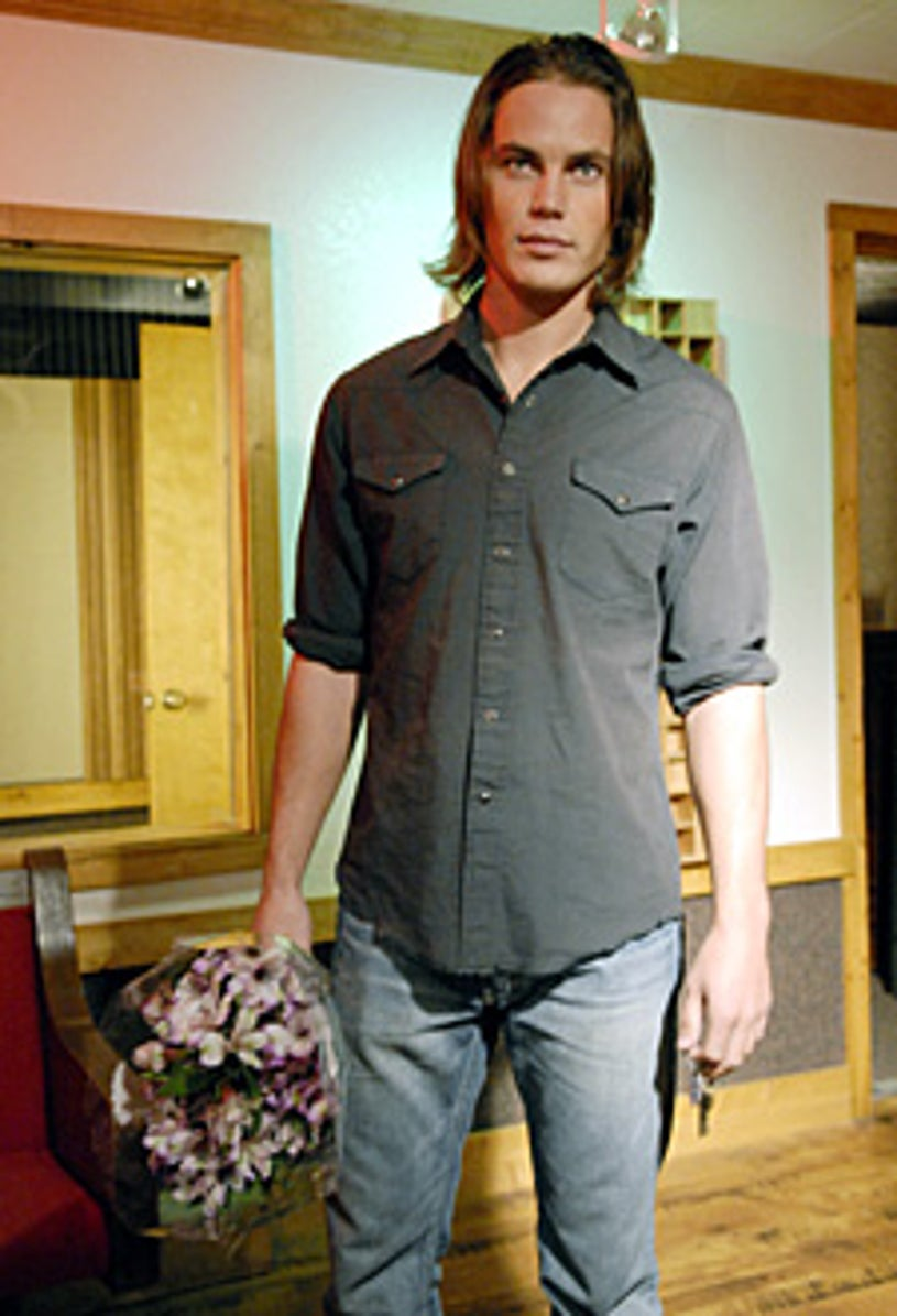 """Friday Night Lights - Season 2 - """"Who Do you think You Are"""" - Taylor Kitsch as """"Tim Riggins"""""""